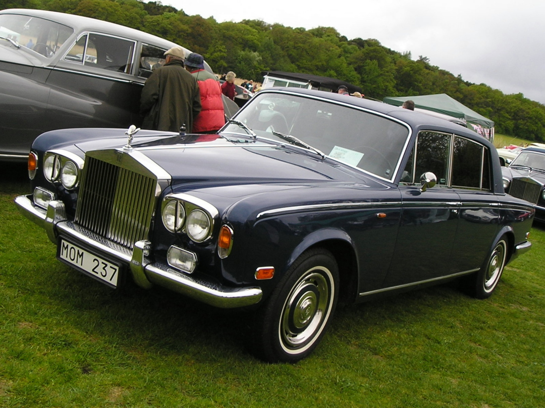 1974 Rolls Royce Silver Shadow #9