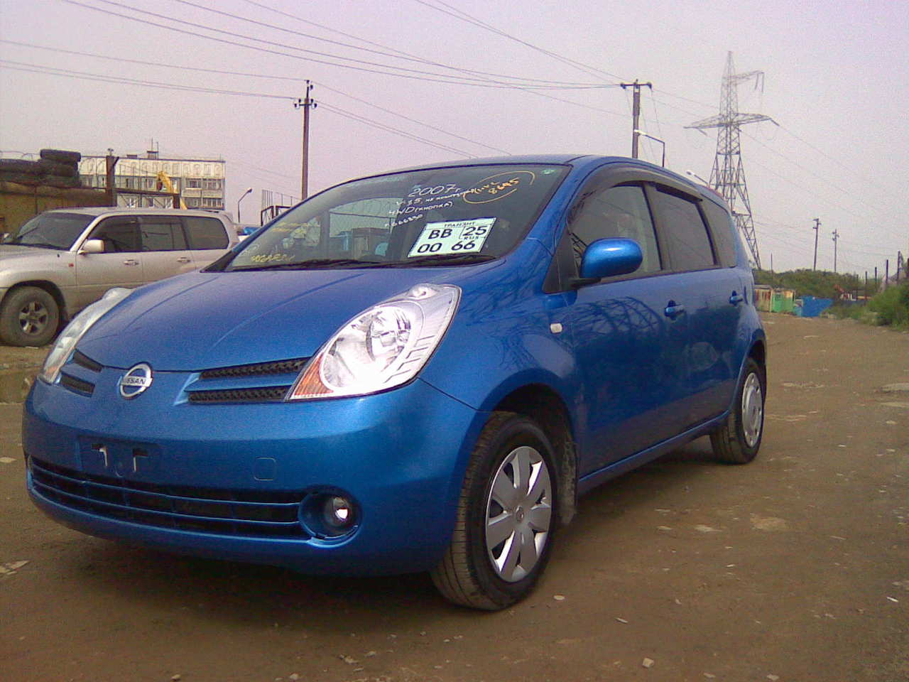 2007 Nissan Note #6