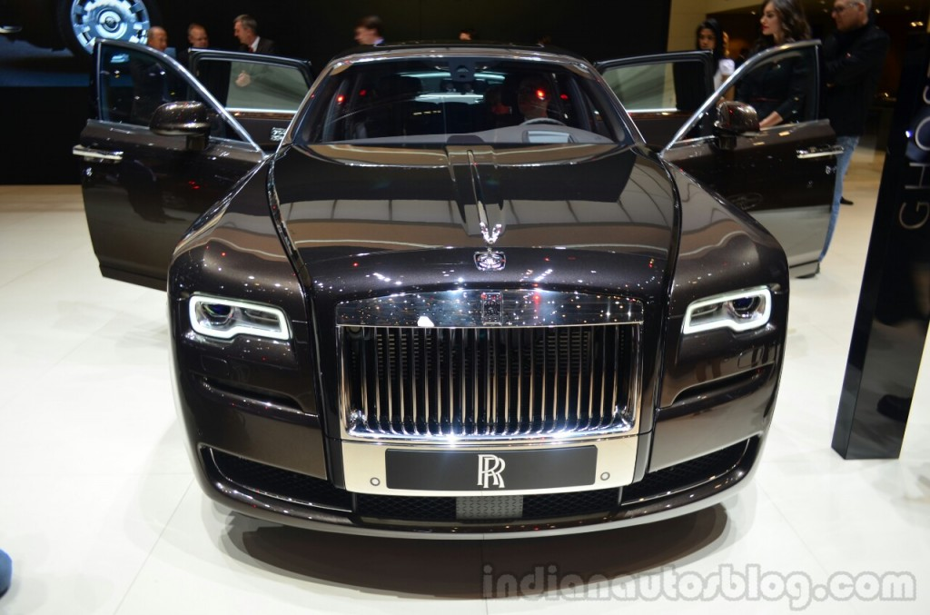 2015 Rolls royce Ghost Series Ii #6