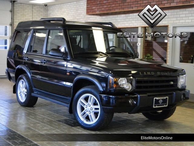 2004 Land Rover Discovery #6