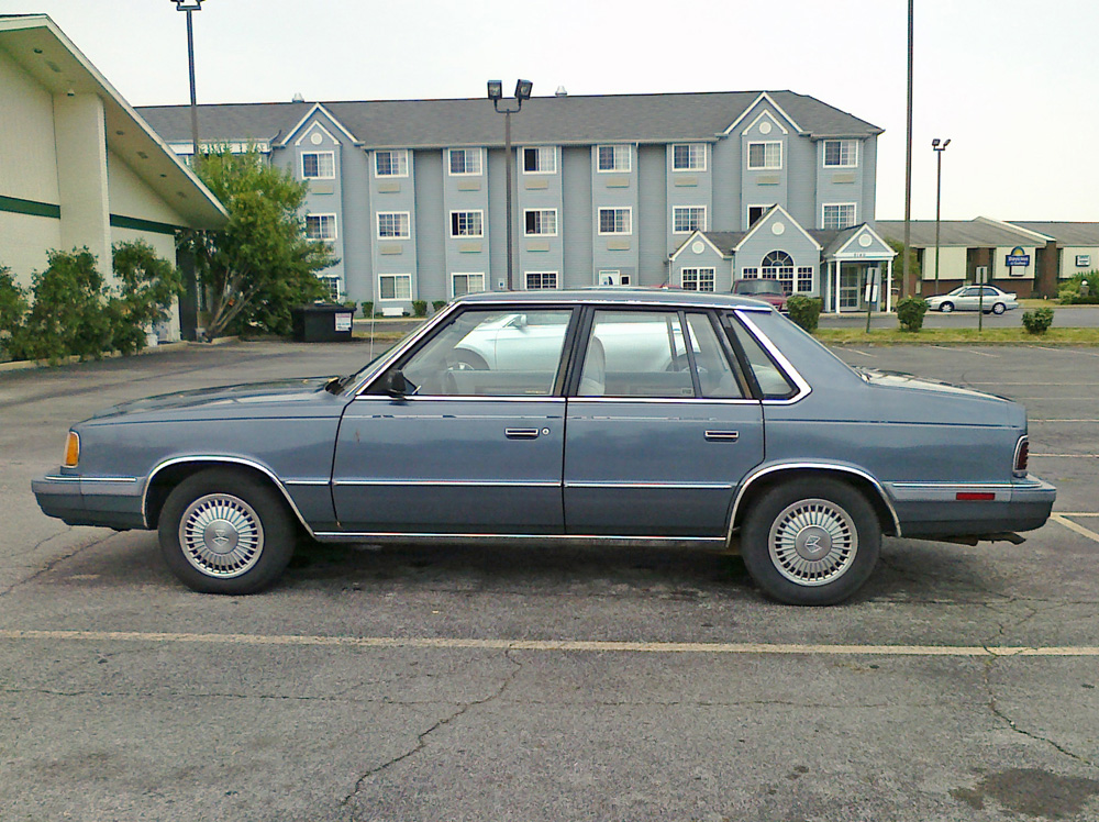 1987 Plymouth Caravelle #5