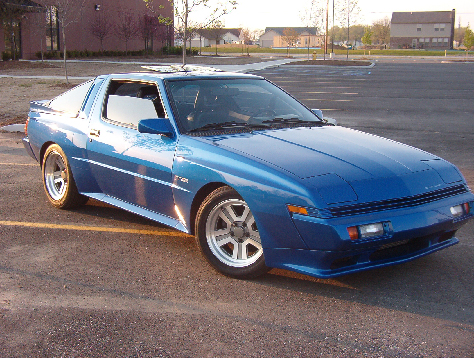 1989 Chrysler Conquest #14