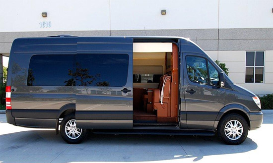Mercedes-Benz Sprinter #5