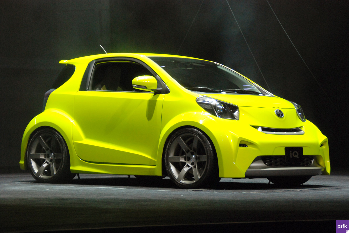 Scion Iq #8