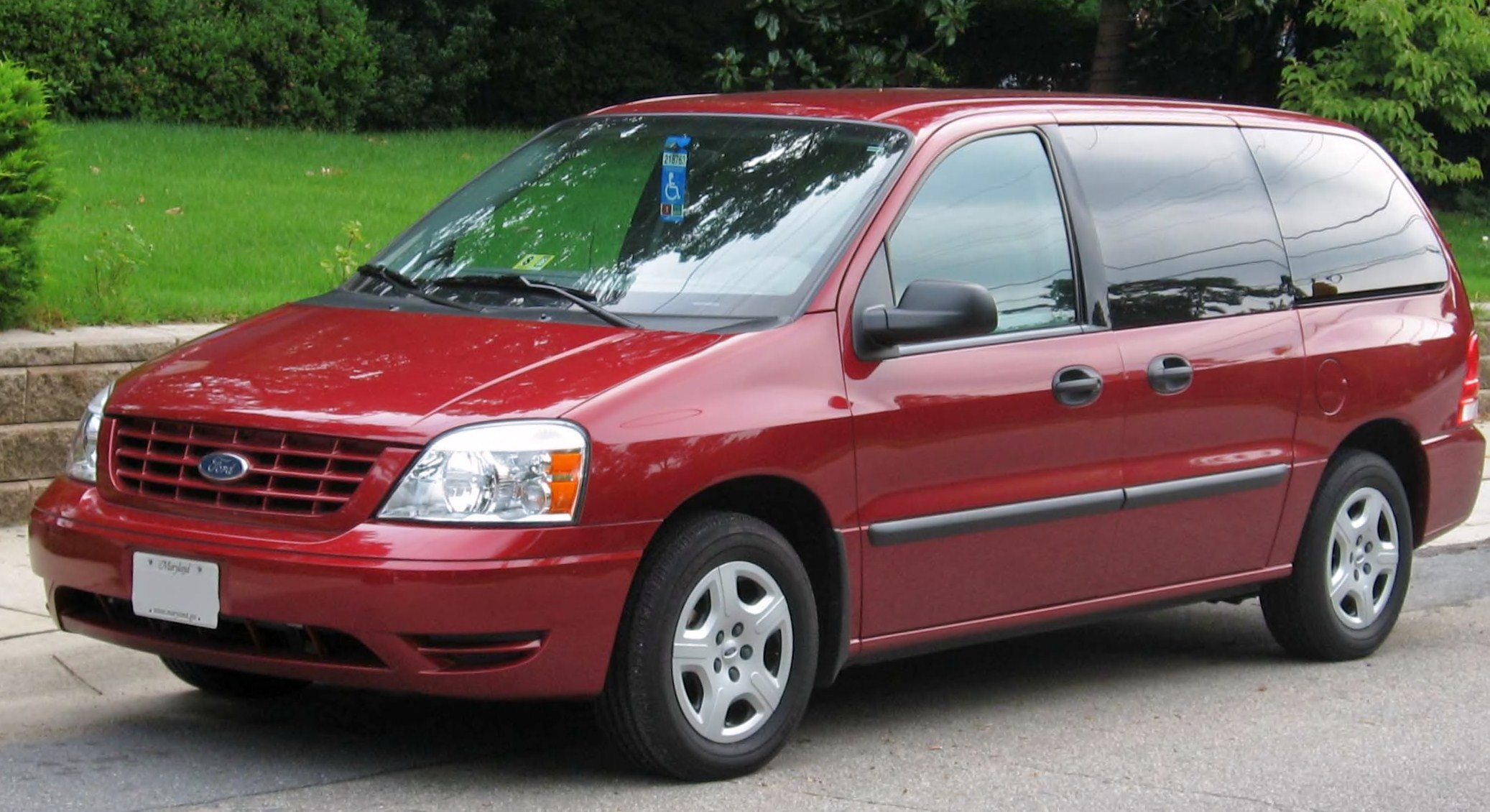2004 Ford Freestar #2