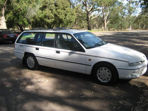 1993 Holden Commodore #9