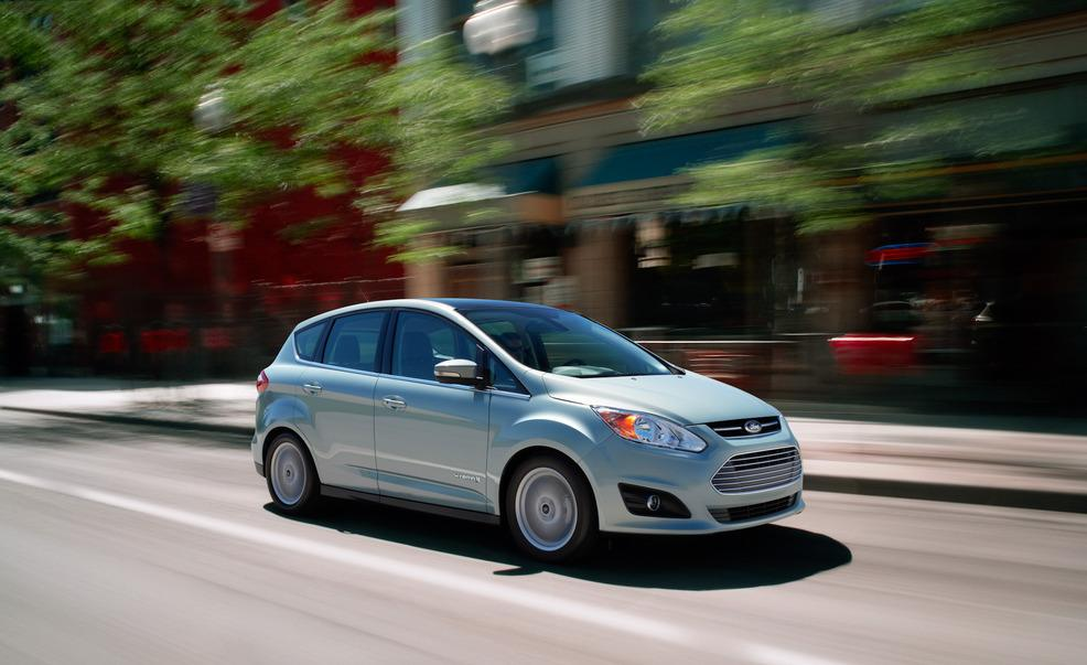 2013 Ford C-MAX #11