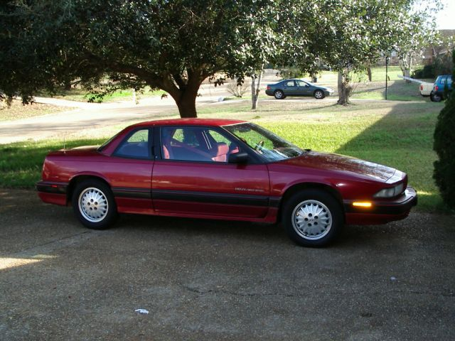 1992 Buick Regal #11