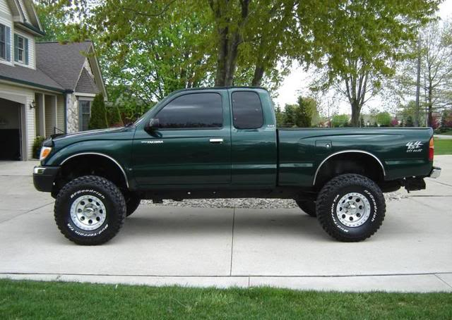 2000 Toyota Tacoma Photos Informations Articles