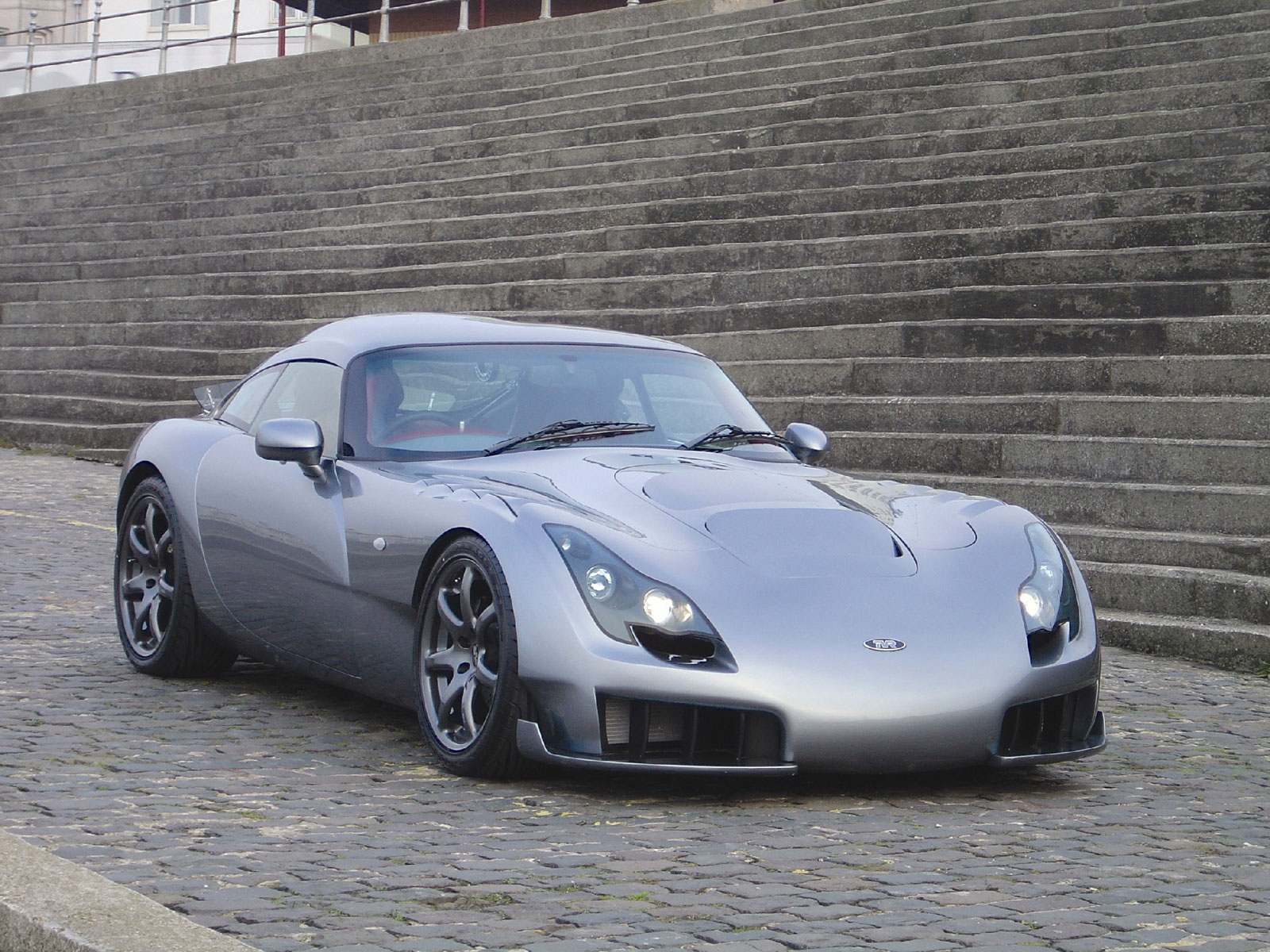 2005 TVR Speed 12 #12