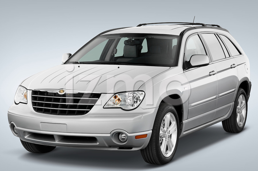 2008 Chrysler Pacifica #9