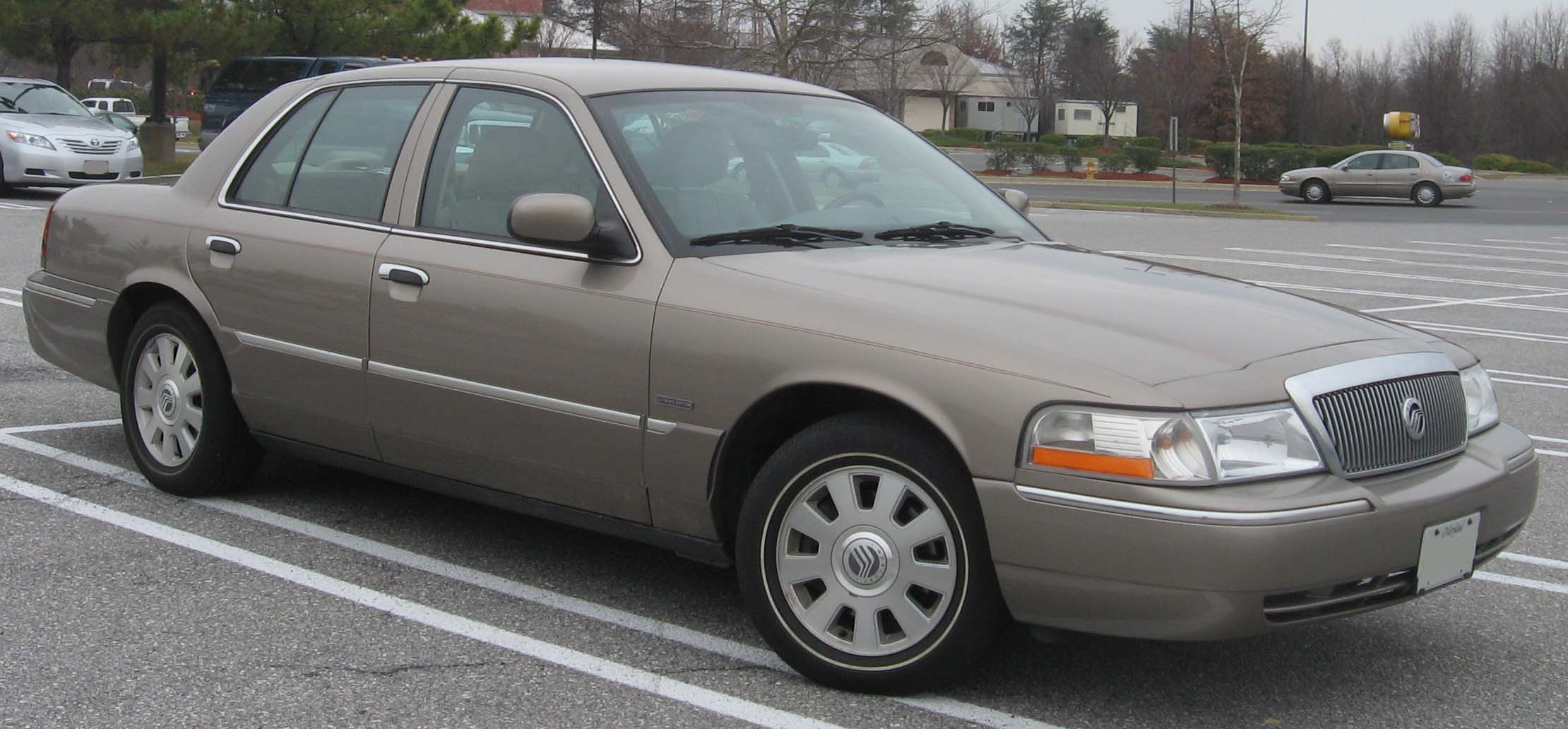 2003 Mercury Grand Marquis #1