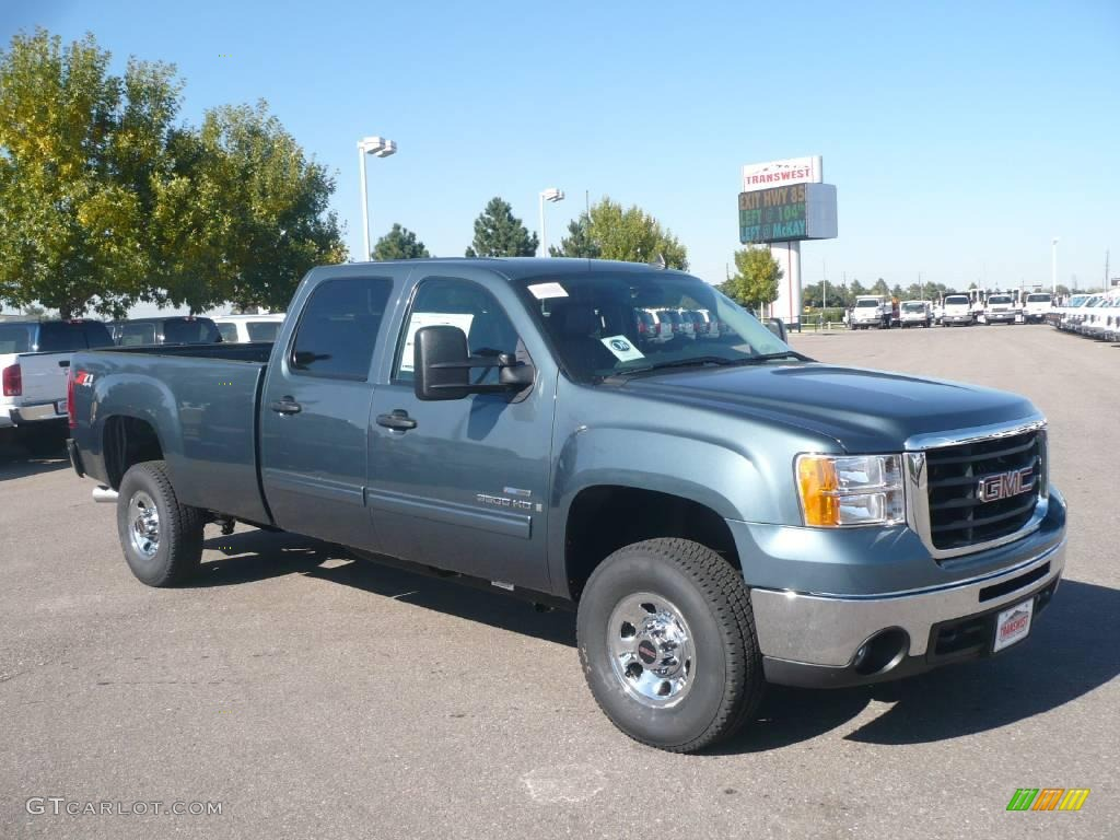 2009 GMC Sierra 3500hd #7