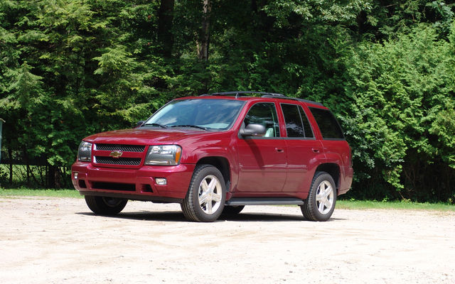 2009 Chevrolet Trailblazer #5