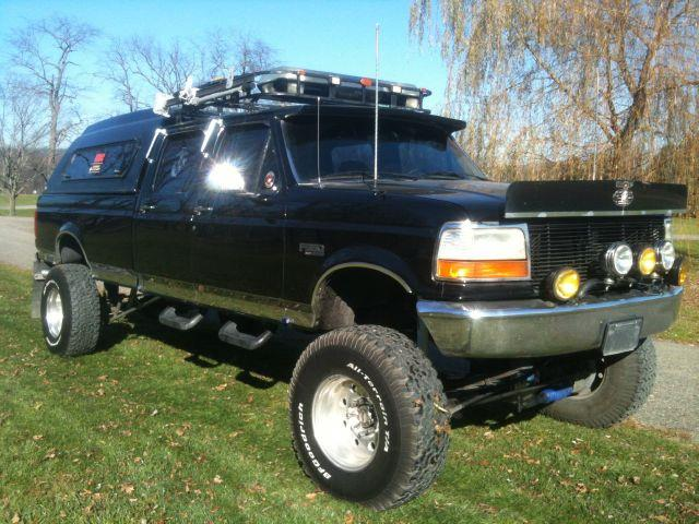 1995 Ford F-350 #9