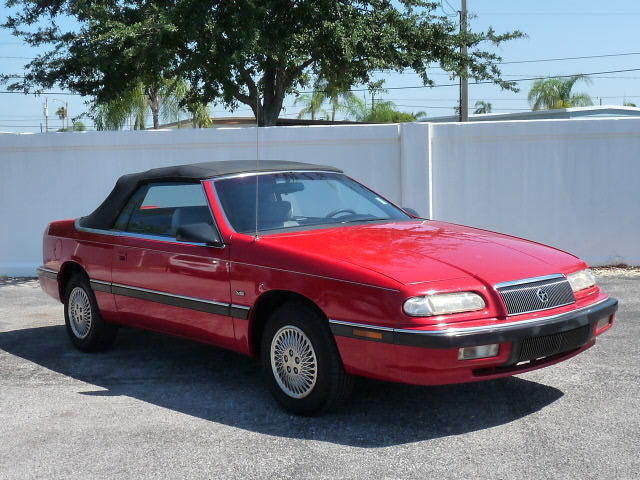 1993 Chrysler Le Baron #17