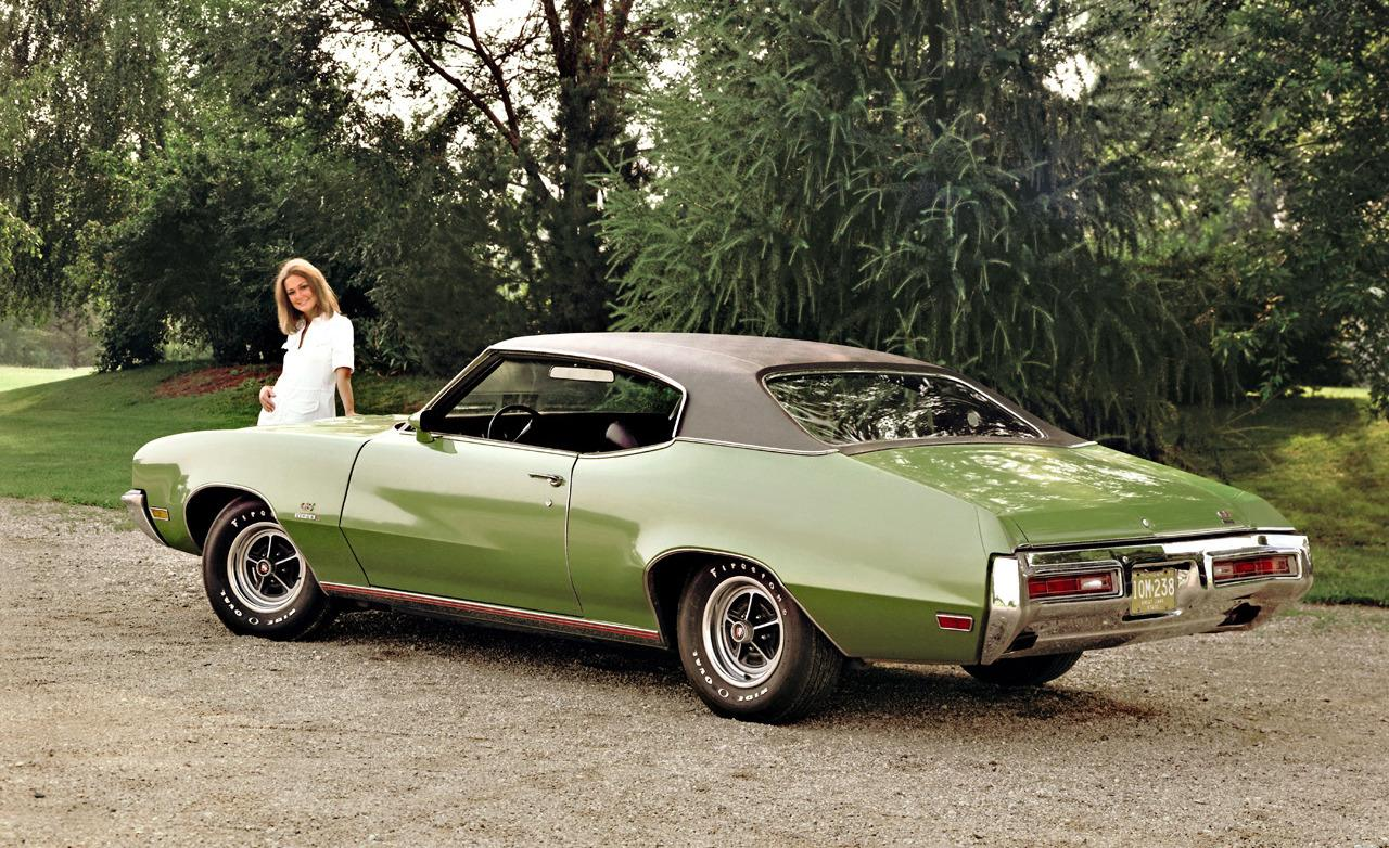 1971 Buick GS #7