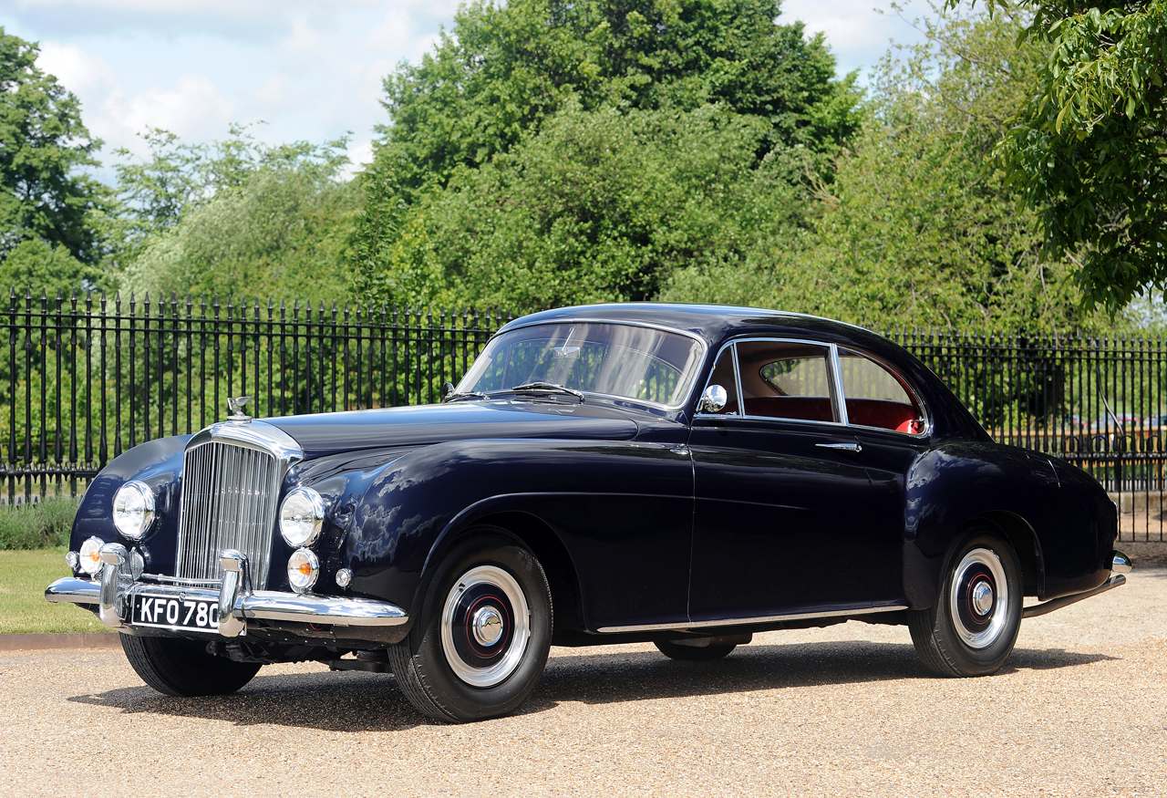 1955 Bentley R Type Continental #2