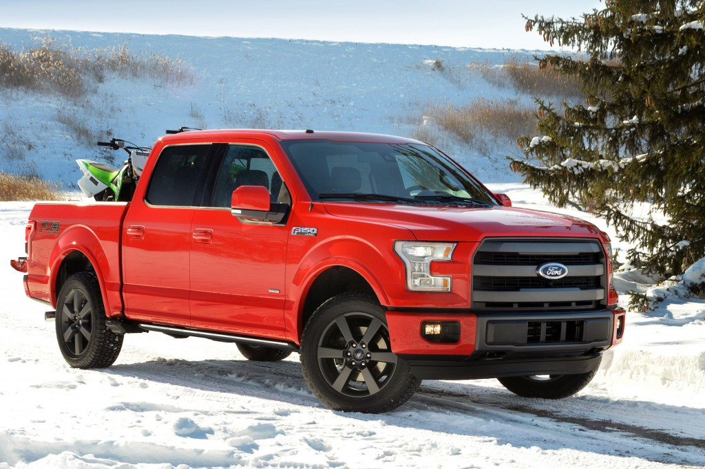 2015 Ford F-150 #6