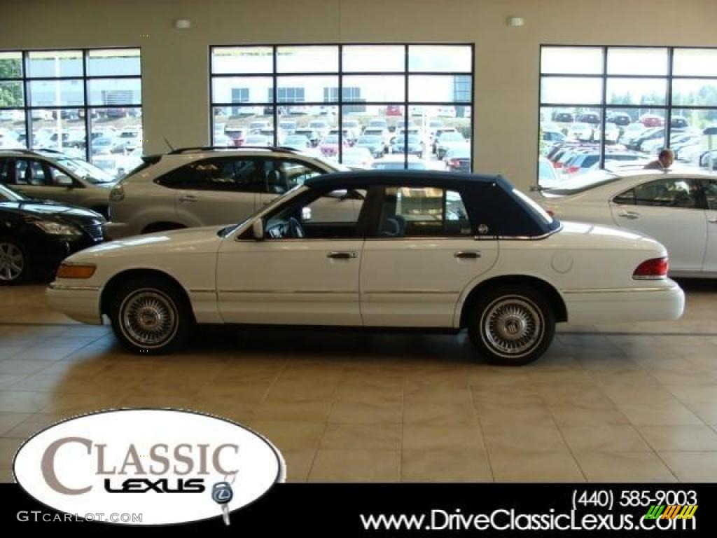 1993 Mercury Grand Marquis #13