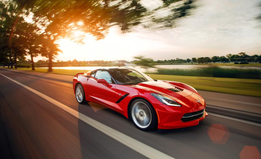 Chevrolet Corvette Stingray #10