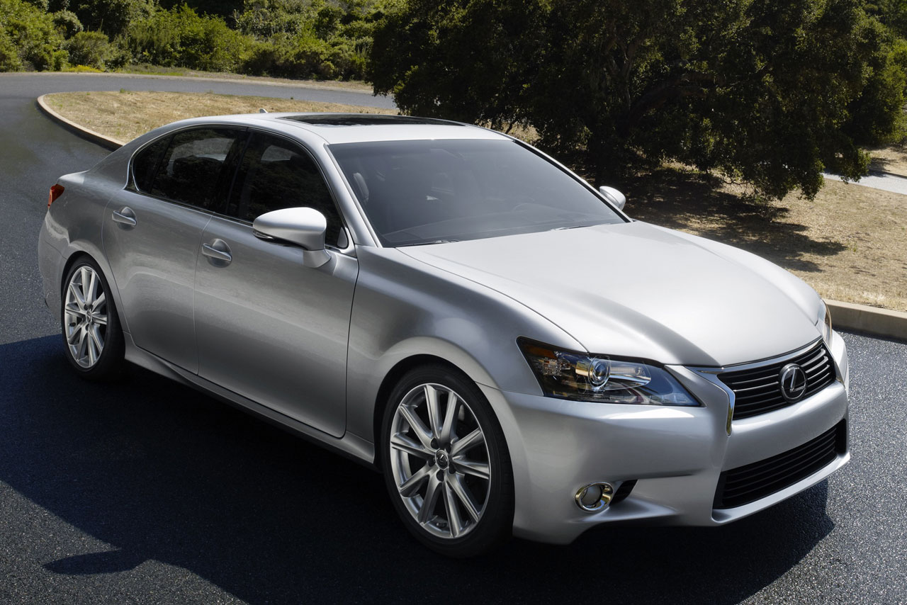 2012 Lexus IS #2