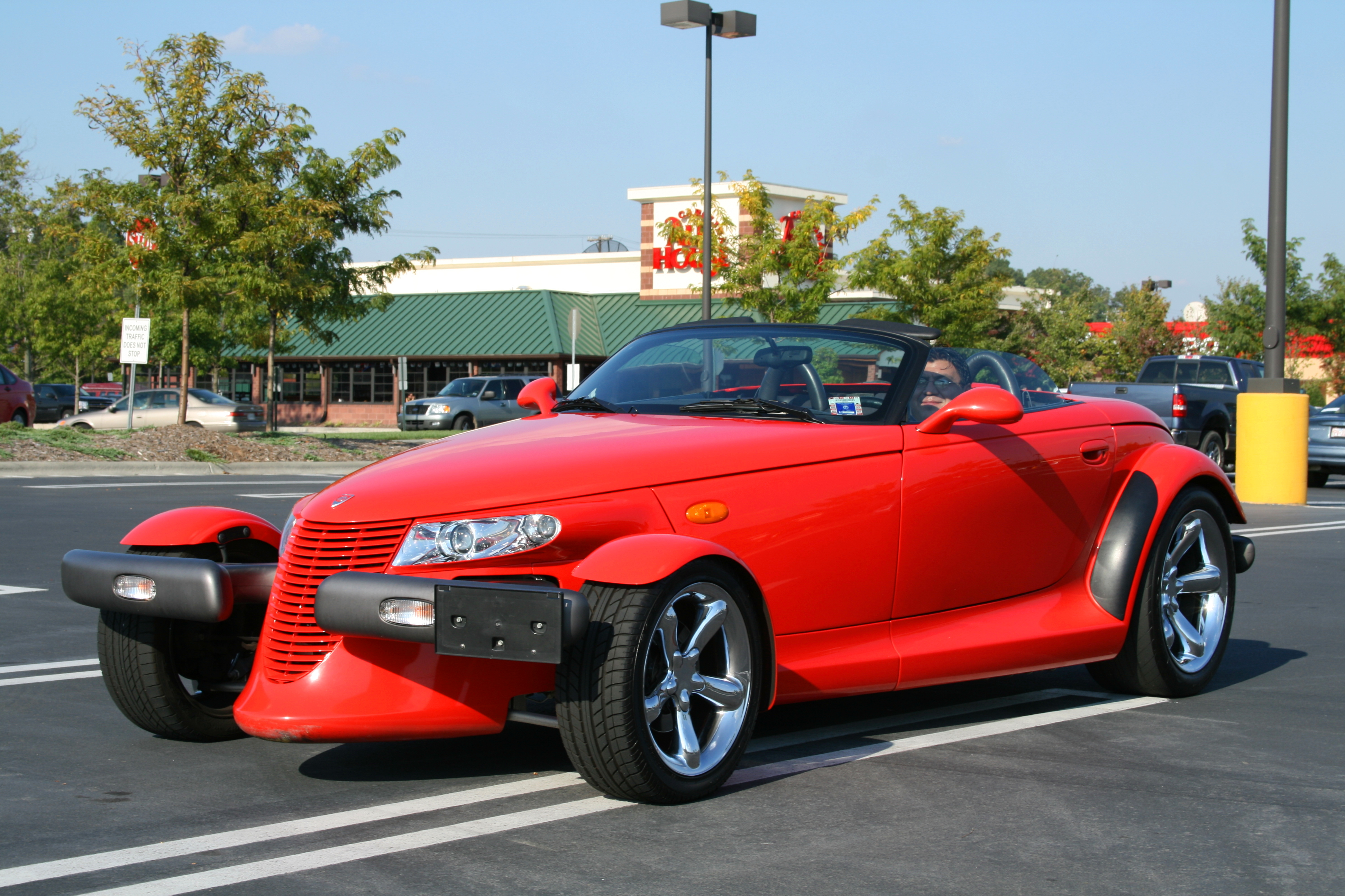 1997 Plymouth Prowler #4