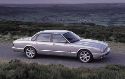 2003 Jaguar Xj-series #11