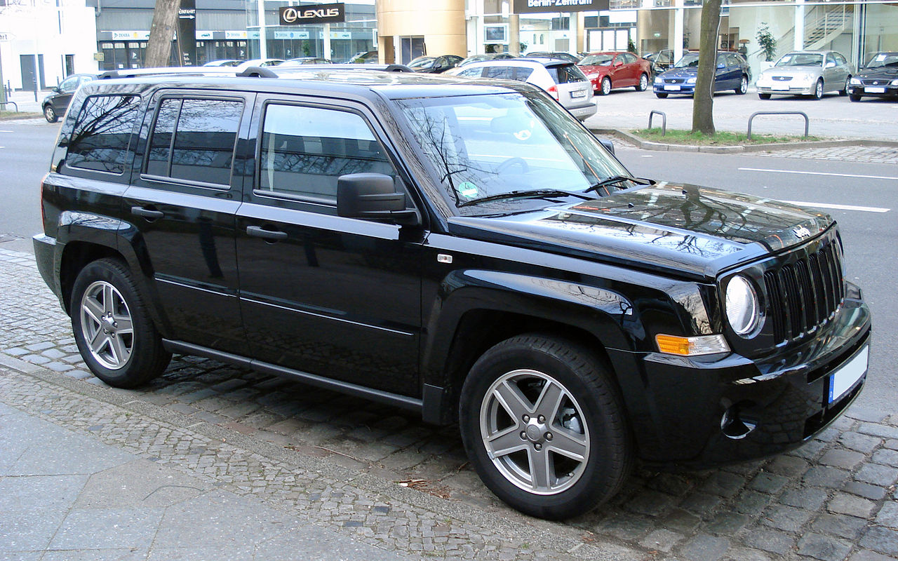2008 Jeep Patriot #7