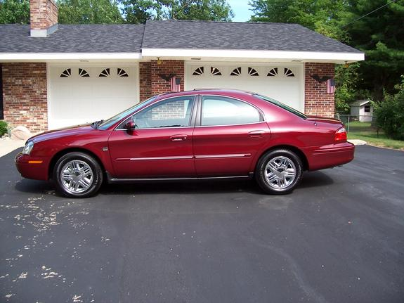 2005 Mercury Sable #12