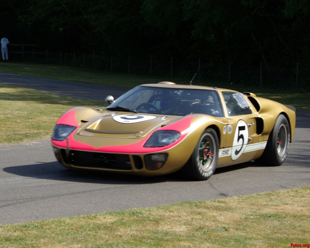 1966 Ford GT 40 #15