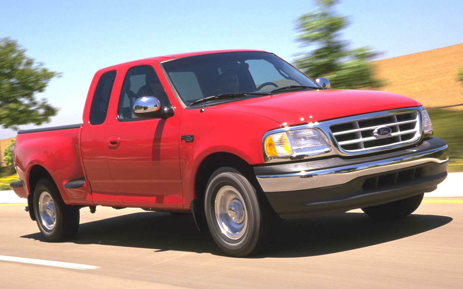 2001 Ford F-150 #3