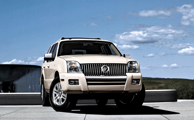 2009 Mercury Mountaineer #8