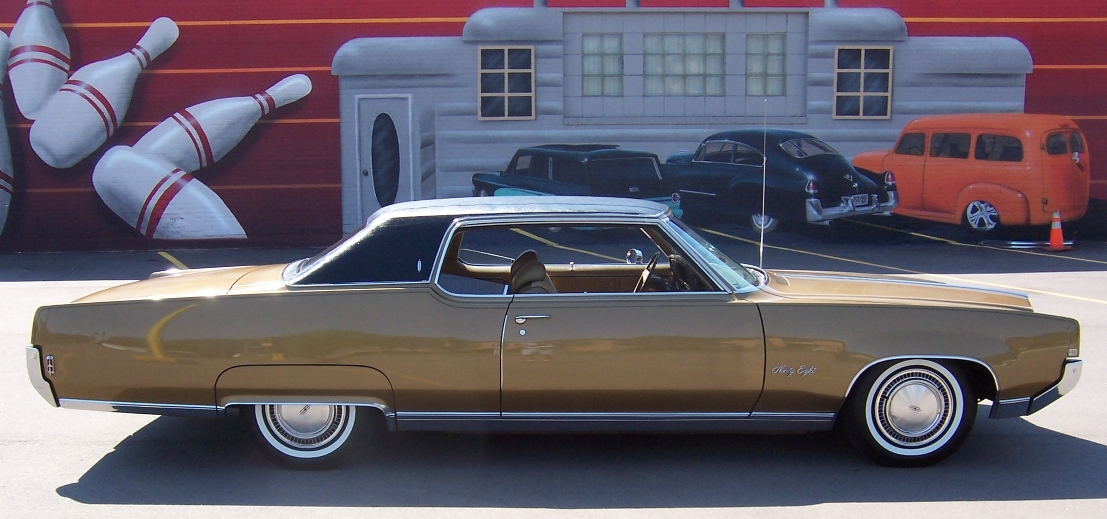 Oldsmobile Ninety-eight #1