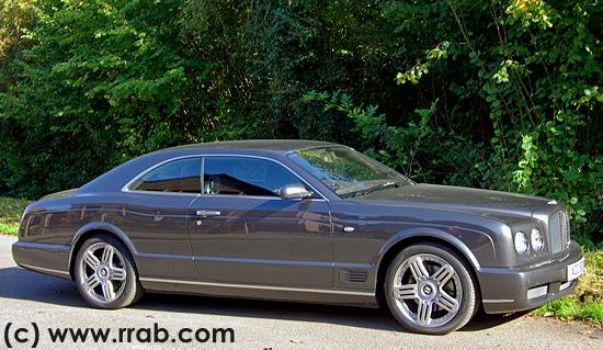 2010 Bentley Brooklands #10