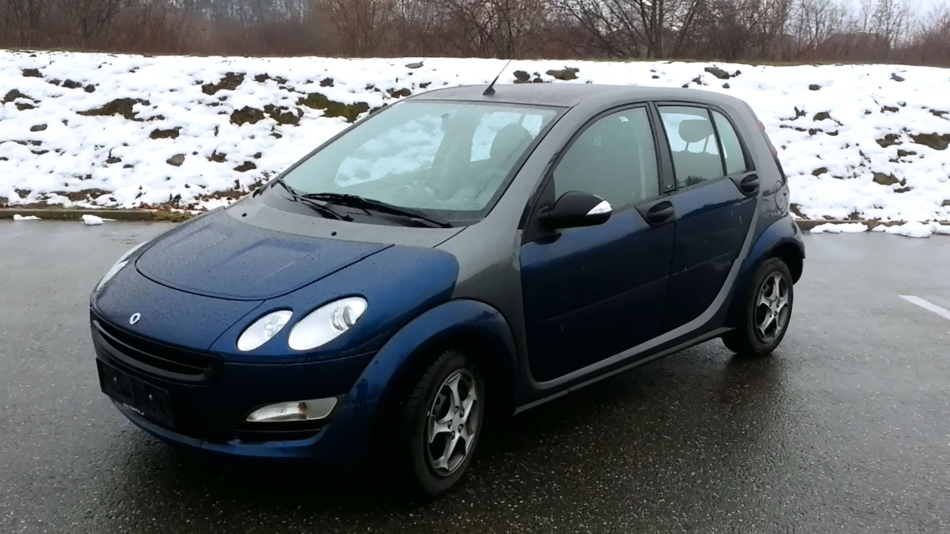 2006 Smart ForFour #3