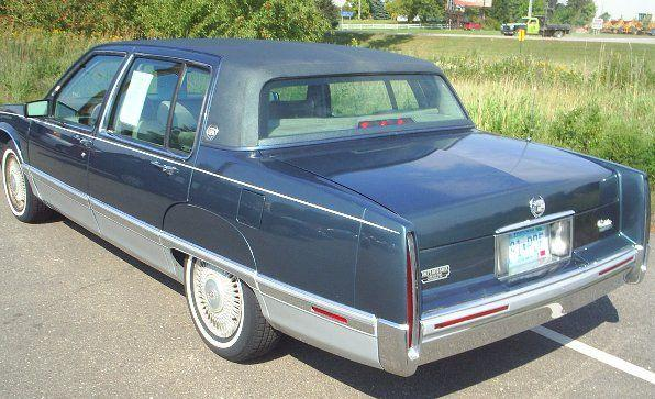 1993 Cadillac Sixty Special #5