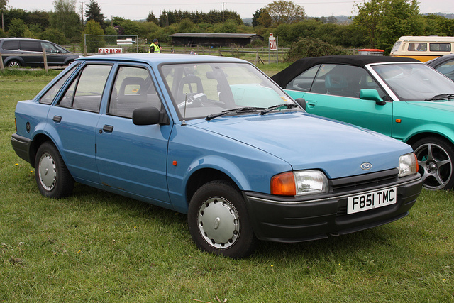 1989 Ford Orion #6