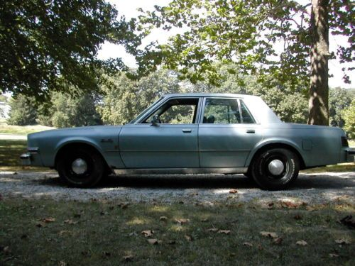 1985 Plymouth Gran Fury #14