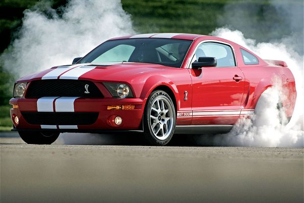 2007 Ford GT 500 #4