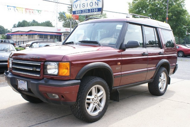 2002 Land Rover Discovery Series Ii #14