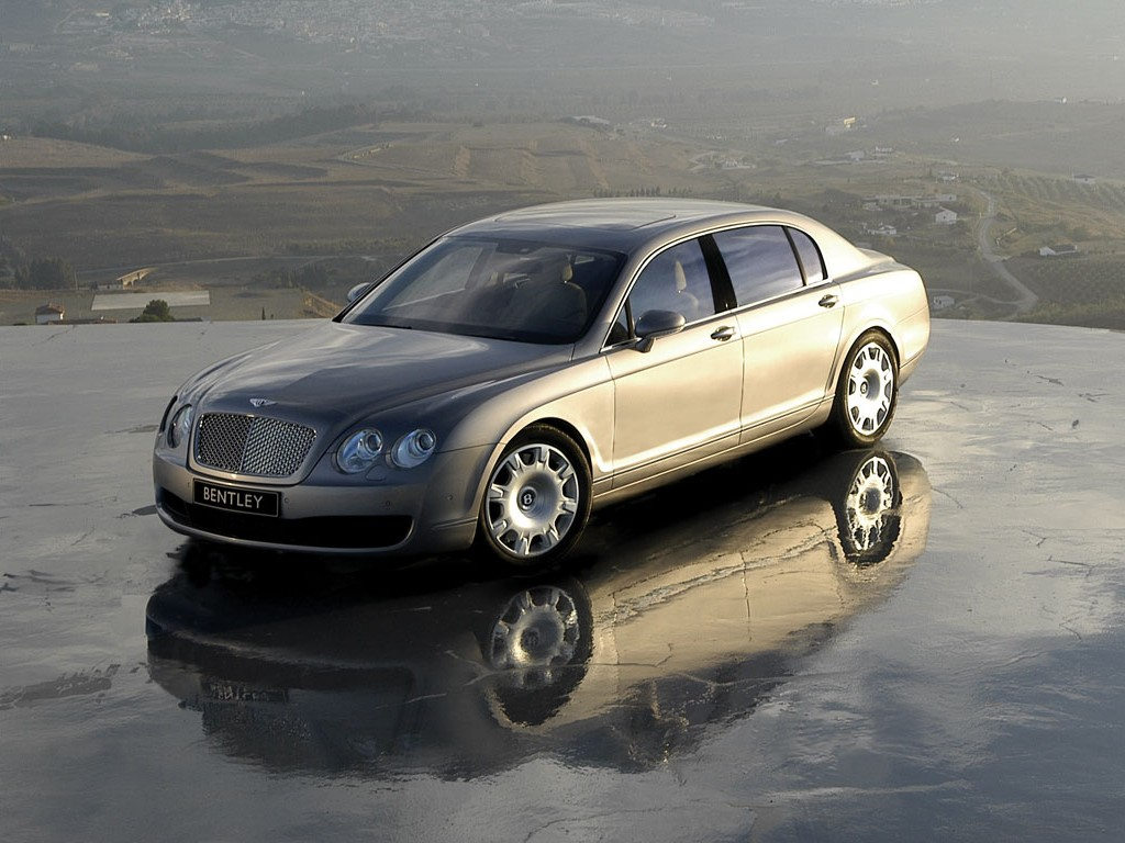 2008 Bentley Continental Flying Spur #9