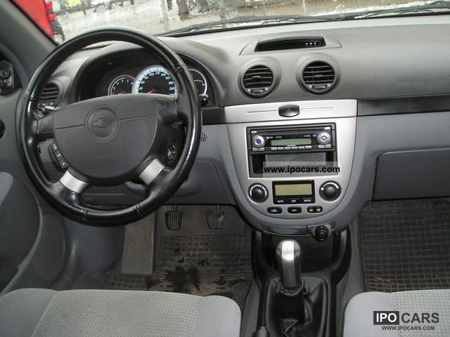 2008 Chevrolet Lacetti Photos Informations Articles Bestcarmag Com