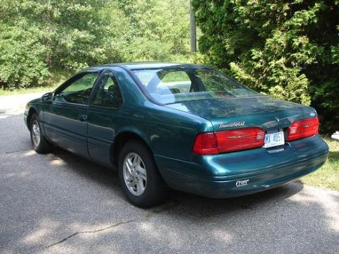 1996 Ford Thunderbird #11