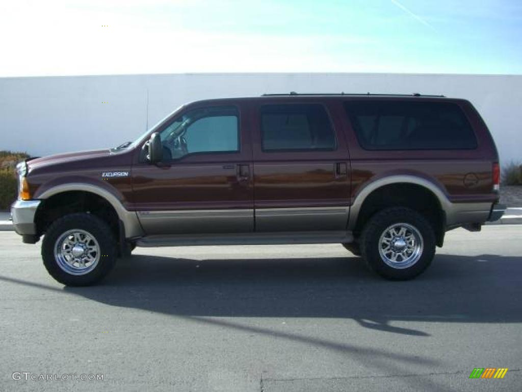 2000 Ford Excursion #18