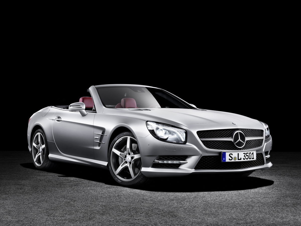 2013 Mercedes-Benz SL #5