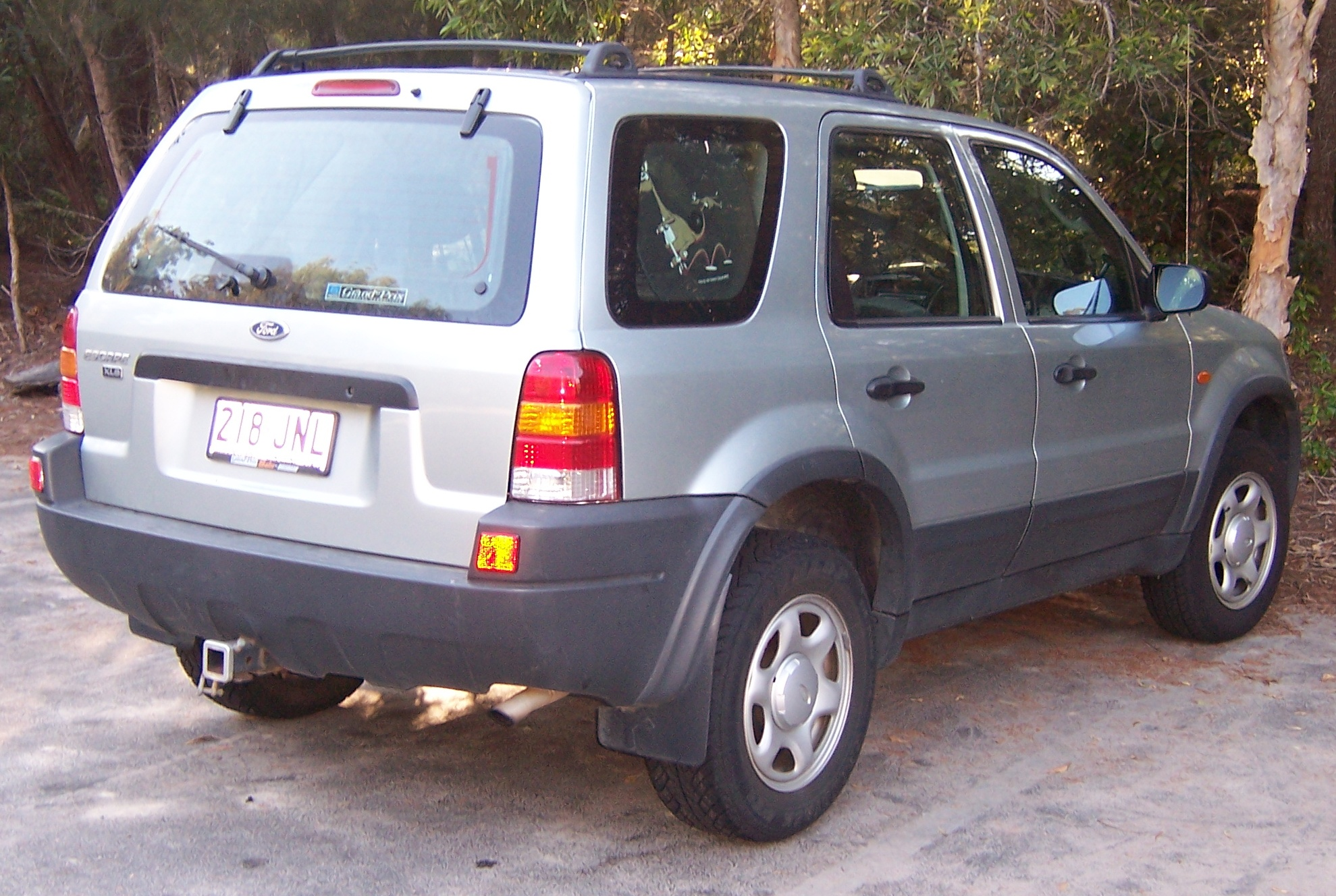 2003 Ford Escape #5
