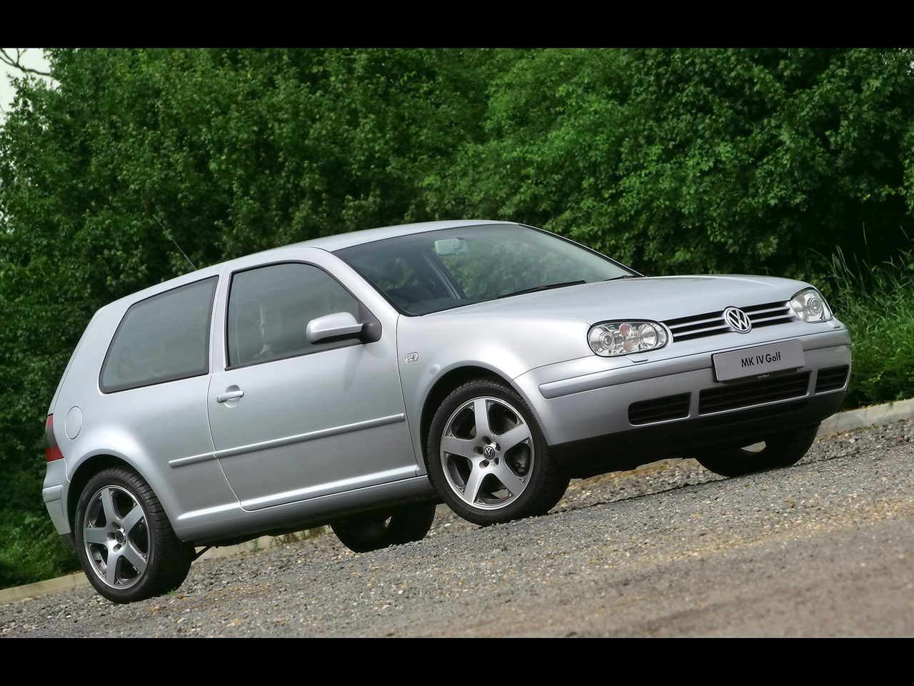 2004 Volkswagen Golf #4
