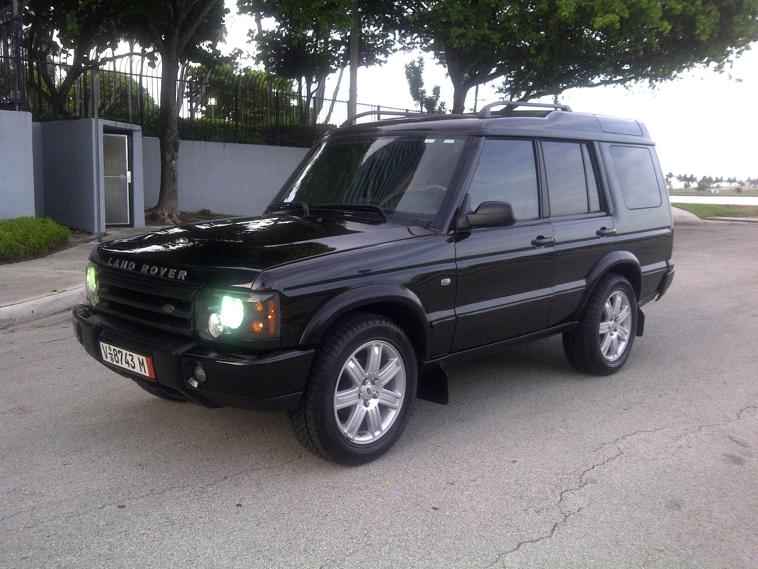 2003 Land Rover Discovery #6
