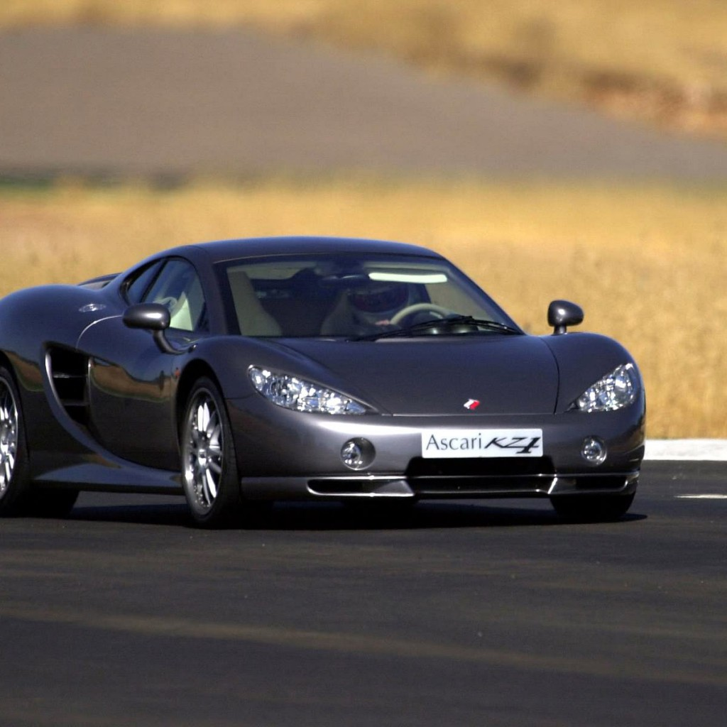 2003 Ascari KZ1 Photos, Informations, Articles